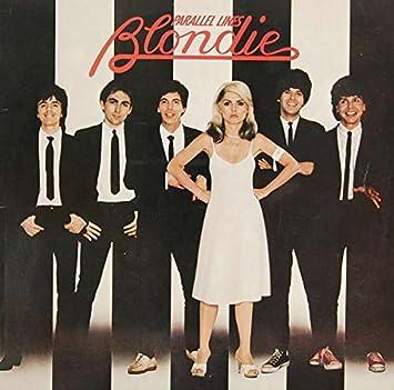blondie plastic letters lp
