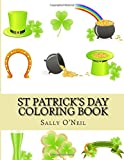 img - for St Patrick's Day Coloring Book: St Patricks day Gift Coloring Book for Boys, Girls, Adults, Leprechauns, Patricks Day book / textbook / text book