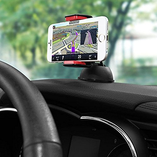 Exogear Car Mount, Exomount 3 Universal Car Mount Holder for iPhone 7, 6S Plus