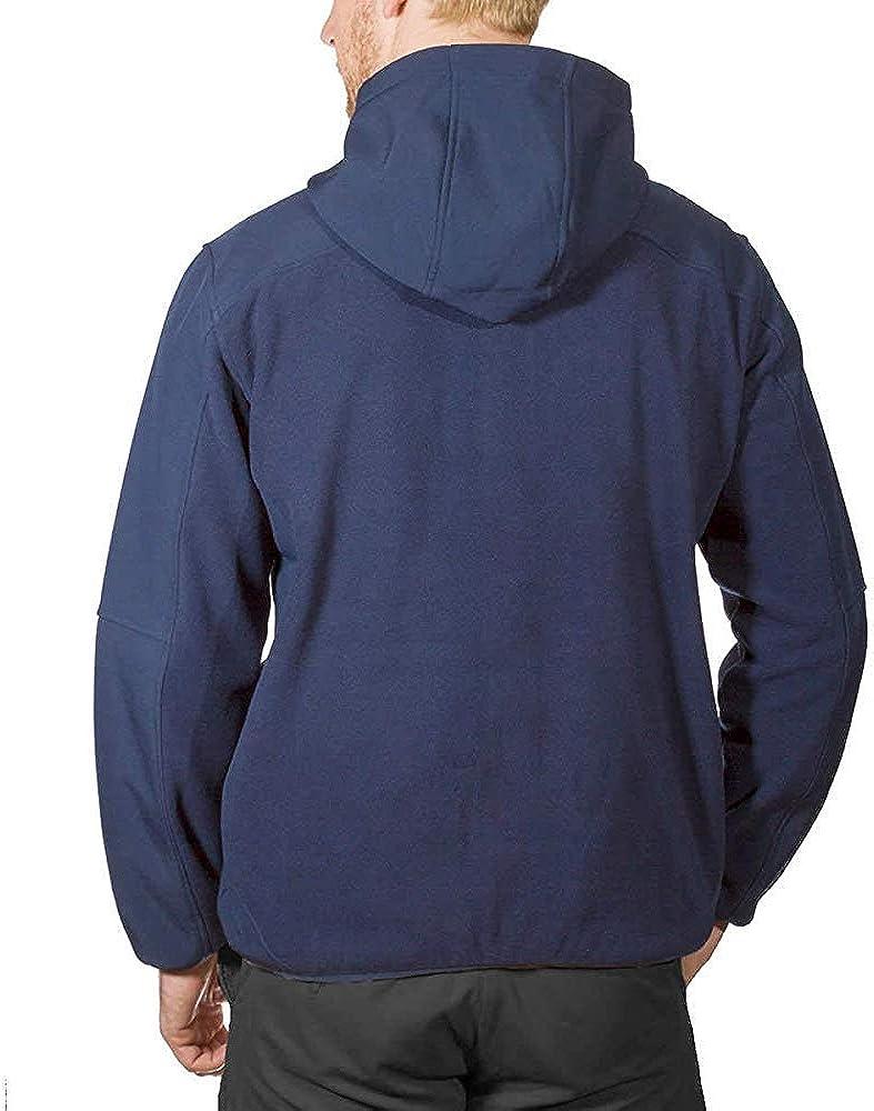 Mixed Media Softshell Jacket