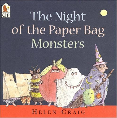 Halloween Costume Contests Online (The Night of the Paper Bag Monsters)