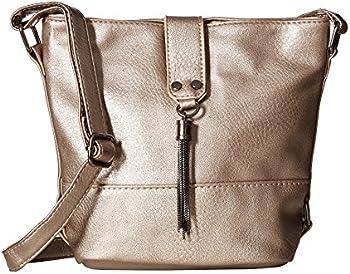 Rampage Tassel Satchel Handbag