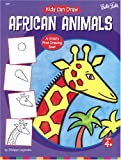Kids Can Draw African Animals, , 1560102756