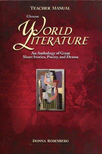 glencoe world literature - 1