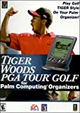 Tiger Woods PGA Tour Golf Palm Computing Organizers - PC