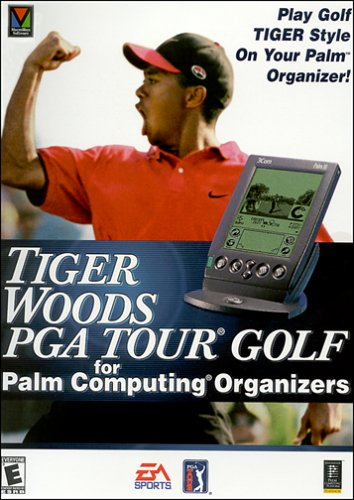 Tiger Woods PGA Tour Golf Palm Computing Organizers - PC ()
