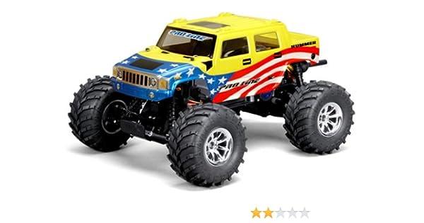 Proline Racing 315100 Hummer 2 Body Stampede, Accessories