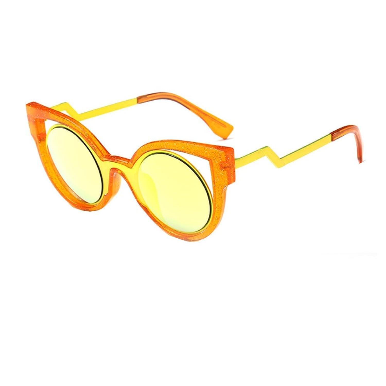 Sinkfish SG80032 Gift Sunglasses for Women,Anti-UV & Elegant Reflector - UV400