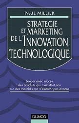 Stratégie et Marketing de l'innovation technologique