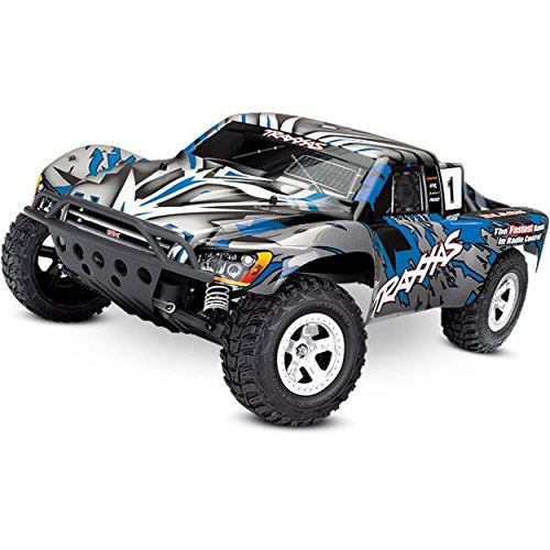 Traxxas Slash 2Wd Short Course Racing Truck - Blue