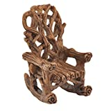 Georgetown Home & Garden Miniature Twig Rocking Chair Garden Decor