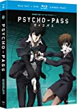 Psycho-Pass: Part One (Blu-ray/DVD Combo)