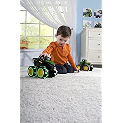 John Deere Monster Treads Lightning Wheels Gator