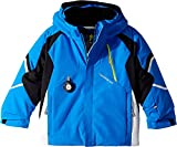 Obermeyer Kids  Baby Boy's Patrol Jacket (Toddler/Little Kids/Big Kids) Stellar Blue 7