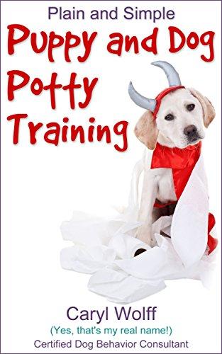 Puppy Dog Potty Training Simple ebook product image