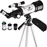 Gskyer AZ70400 German Technology Refractor Travel Telescope
