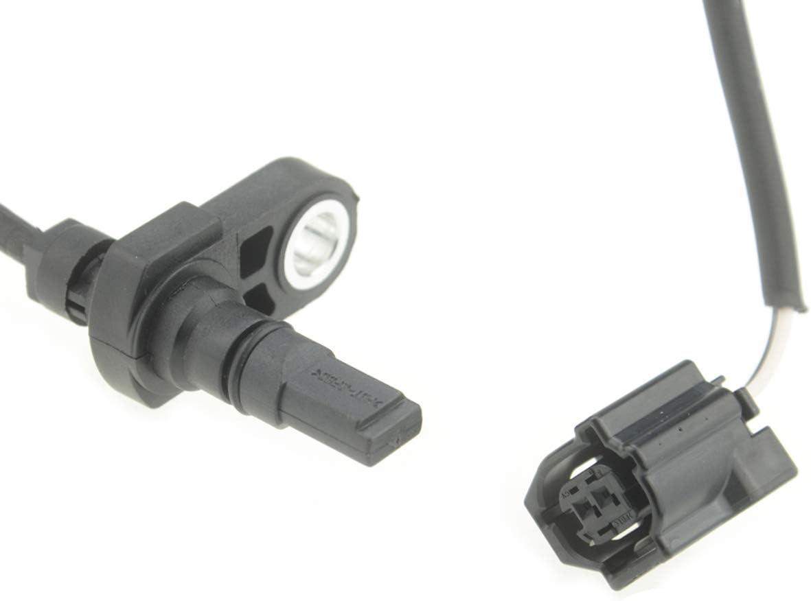 LSAILON 4pcs Left+Right+Front+Rear ABS Speed Sensor Replacement for 2006-2013 Toyota RAV4 ALS2320 ALS1251 ALS2320 ALS2319