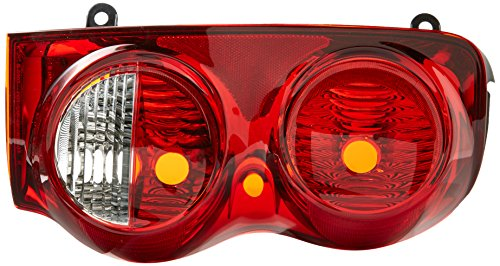 Dodge Durango Tail Light Lamp - TYC 11-5993-01-1 Dodge Durango Right Replacement Tail Lamp