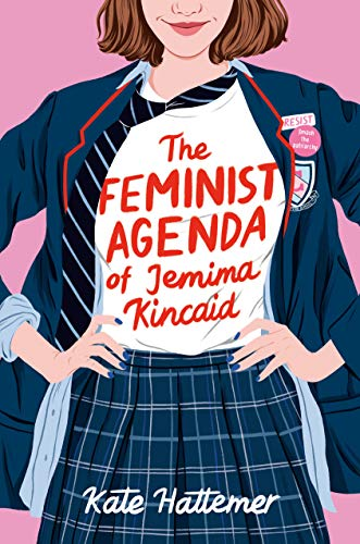 Book Cover: The Feminist Agenda of Jemima Kincaid
