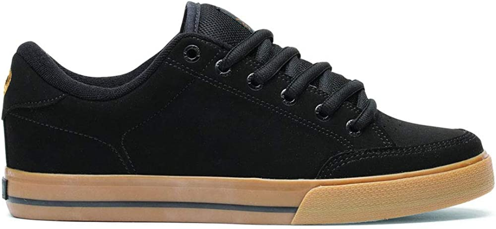 C1RCA Skate Adrian Lopez 50 PRO Black Gum, Schwarz Schwarz