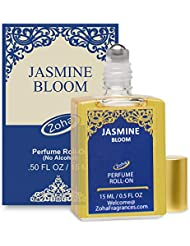 Jasmine Bloom Perfume Oil Roll-On (No Alcohol) Jasmine...