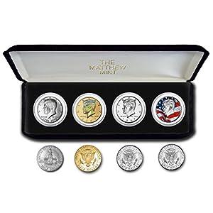 1900 JFK Half Dollar Collection None