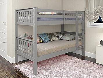 Etagenbett Kinder Massiv : Amazon.de: kiefer massiv kinder etagenbett single erhältlich in
