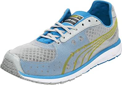 PUMA Faas 250 Running Sneaker,Grey Violet/Blue Aster/Fluorescent Yellow,14 D US Men's/15.5 B US Women's