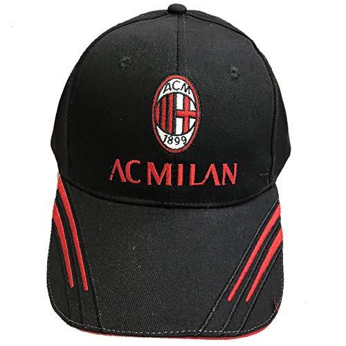 Uomo Con A Ps Visiera Milan Sport 3r milan Cappello c 01927 r S Cappellino Baseball l aH6qYO