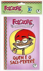 Folclore em Contos e Cantos - Kit com 10 Und.