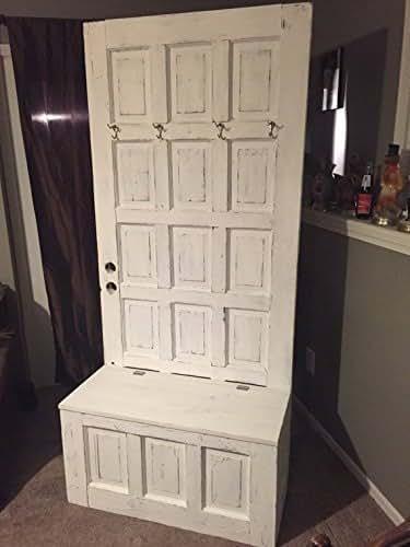 Amazon Com Hall Tree Entryway Or Mud Room Bench