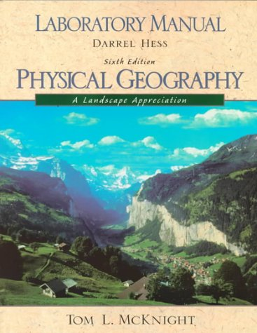 Physical Geography Lab Manual