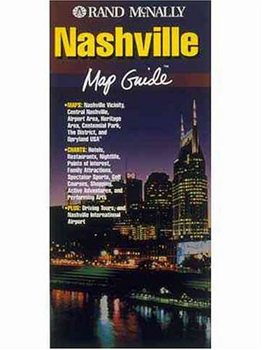 Nashville Map Guide