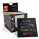 ARTEZA Scratch Paper Notes, Set of 202