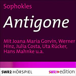Antigone Hörspiel