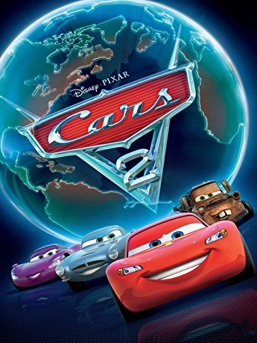 Disney / Pixar Movie Cars - 5