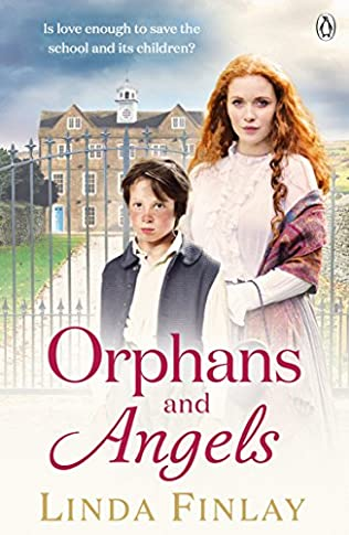 book cover of Orphans and Angels
