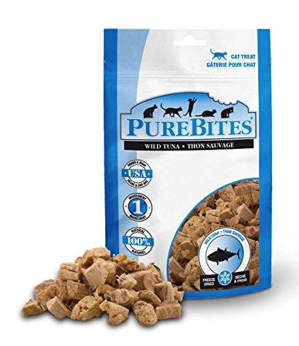 (Purebites Tuna Freeze Dried Cat Treats, 0.88Oz | 25G - Value Size)