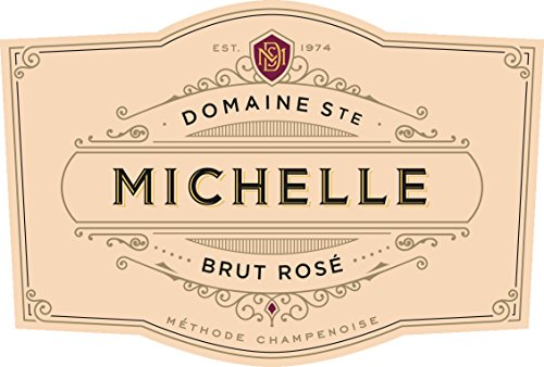 Large Product Image of Domaine Ste. Michelle Brut Rose, 750 mL