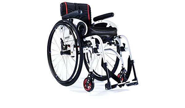 Sunrise Medical Quickie Xenon 2 SA - Silla de ruedas plegable: Amazon.es: Salud y cuidado personal