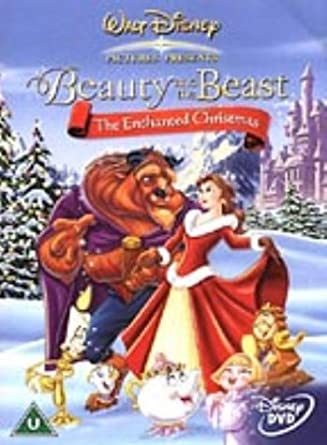 beauty and the beast the enchanted christmas dvd www