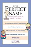 The Perfect Name, Jeanine Cox, 0760742952