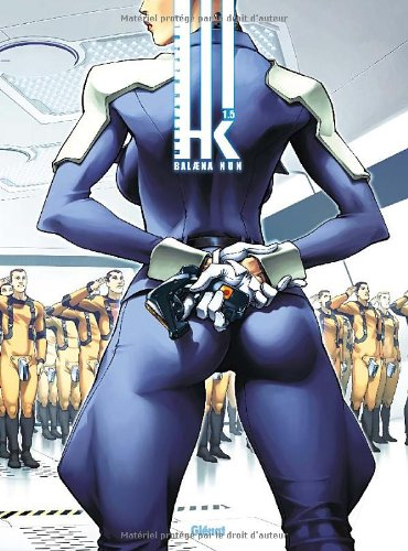 HK, tome 5 : Balaena Nûn Album – 31 octobre 2012 MORVAN Jean David Glénat BD 2723439496 Bandes dessinées de genre