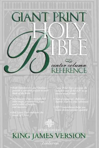 Download KJV Giant Print Reference Bible, Silver Edition ebook