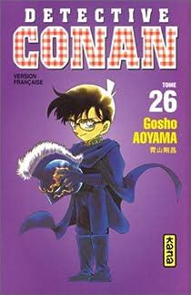 Détective Conan, tome 26 par Aoyama