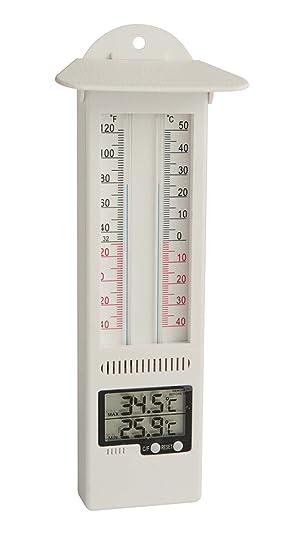 Gardman Termómetro Digital con temperaturas máximas/mínimas