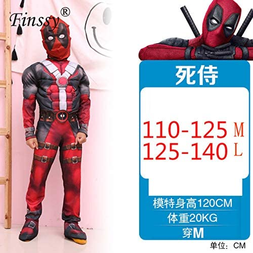 Disfraz de Spiderman Superman de Iron Man para niños Carnaval ...