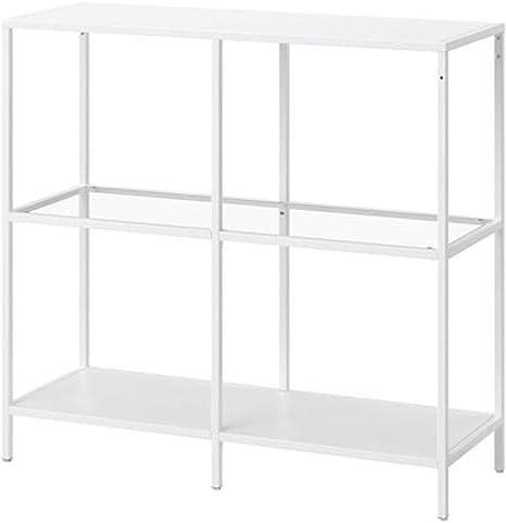 IKEA Vittsjo 103.058.02 - Estantería (cristal, tamaño 39, 3/8 ...