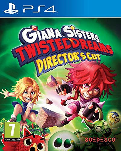 Giana Sisters: Twisted Dreams Directors Cut (PS4) (Giana Sisters Twisted Dreams Directors Cut Ps4)