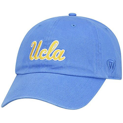 UCLA Bruins Hat Icon Blue - Blue Yellow